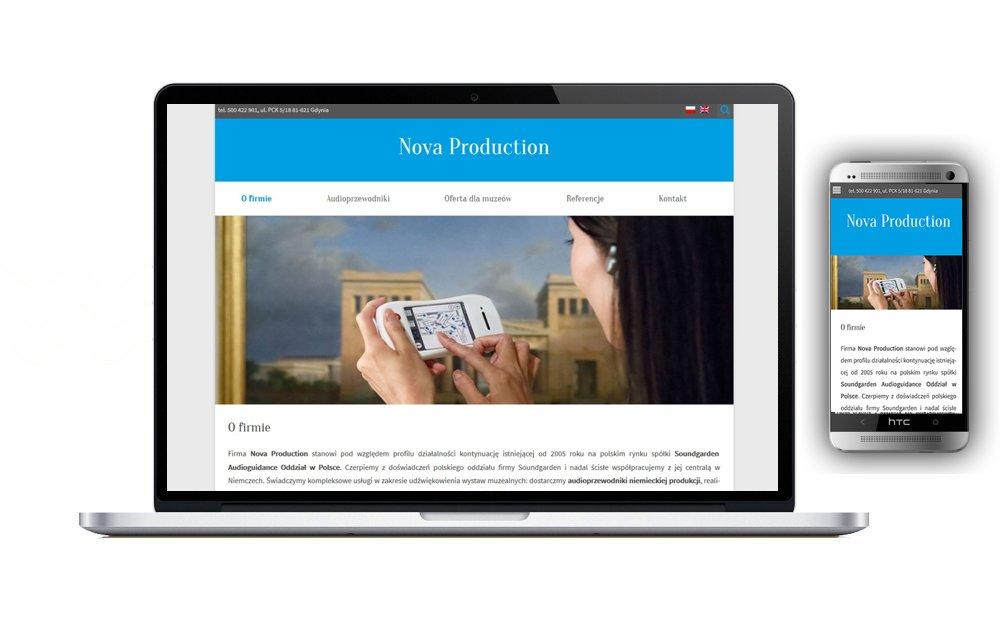 Nova production