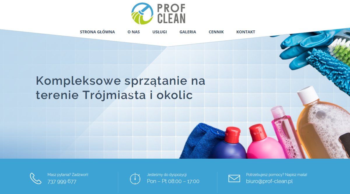 Prof Clean