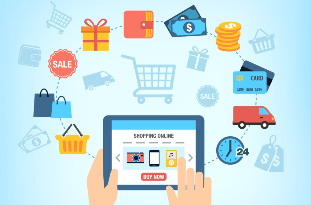 Sklepy internetowe - zakupy przezinternet