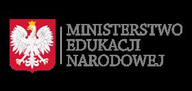 Ilustracja przedstawiajaca logo Ministerstwa Edukacji Narodowej